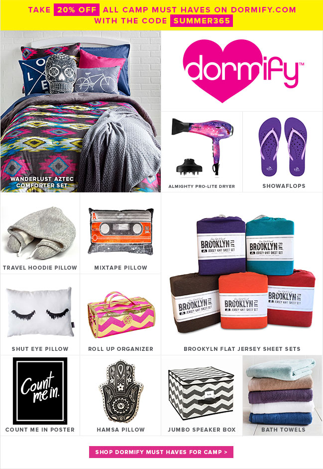 Dormify coupon code